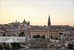 Toledo Fortres in the evening | Spain (Stefan Cioata) Tags: city vacation holiday history church beautiful photography photo spain nikon europa europe cathedral image sale great stock best stefan explore espana toledo getty top10 scape fortress available d800 outstanding cioata flickrandroidapp:filter=none