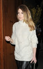 Nicola Roberts celebrated Girls Aloud band member Kimberley Walsh's 31st birthday. London