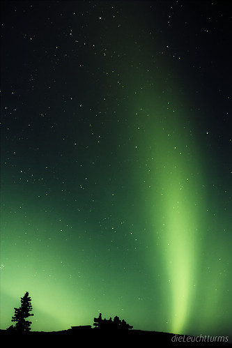 Northern Lights above Yukon