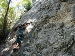 Arrampicata - Cava Orsini