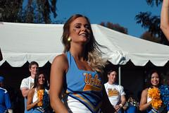 DSC_9571 (bruin805) Tags: cheerleaders ucla bruins rosebowl danceteam spiritsquad pac12