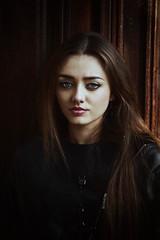 Ilonka (Victoria Naichuk) Tags: autumn portrait haircut girl beautiful beauty face make up fashion hair gold nice eyes pretty gorgeous lviv lips lovely