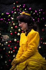 Belle (Hilary_JW) Tags: disney eurodisney fantasyland disneylandparis themeparks disneylandpark beautythebeast disneyfacecharacters