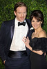 Helen McCrory; Damian Lewis, London Evening Standard Theatre Awards held at The Savoy London