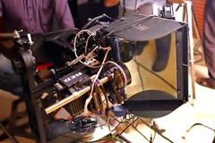 Bullet Rig & Epic cameras 9 (3D FILM FACTORY - 3D Rigs & Production) Tags: redcamera 3dproduction redepic 3drig 3dcamerarig epiccamera