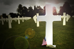 cross (Esquisite_Photography) Tags: lost death war sad cross normandy solider whitecross