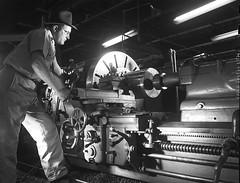 Cameron Iron Works, Houston, Texas (SMU Central University Libraries) Tags: workers iron texas houston oil employees presses