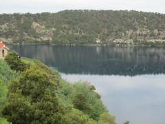 Blue Lake, Mount Gambier, South Australia (Arthur Chapman) Tags: australia southaustralia bluelake mountgambier volcaniclake geo:country=australia geocode:method=googleearth geocode:accuracy=500meters