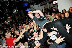 The Front Bottoms performing at Broadway Bar in Amityville, NY on 11/24/12 (Nick Karp Photography) Tags: stella bar island long surf brian flash crowd broadway surfing front longisland bottoms crowdsurfing amityville crowdshot the crowdsurf broadwaybar tfb thefrontbottoms brianstella
