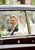 Catherine Middleton and her father Michael Middleton arriving The Wedding of Prince William and Catherine Middleton -
