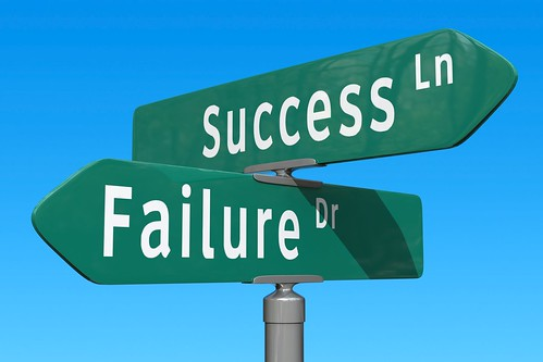 an image of affiliate%20marketing Crossroads: Success or Failure