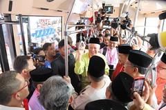 Majlis Pelancaran RapidKuantan (Najib Razak) Tags: transportation pm rapid kuantan primeminister 2012 majlis pelancaran perdanamenteri najibrazak rapidkuantan