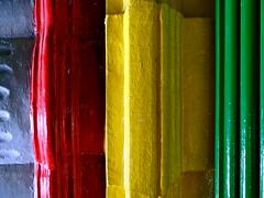 (Julia Manzerova) Tags: color temple fire worship chinese buddhism line instructions parallel fireextinguisher cholon mihnhuongpagoda phuocanhoipagoda