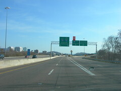 I 40-75 Interchange (jimmywayne) Tags: chattanooga sign asheville tennessee interstate 40 75 i75 i40 knoxcounty