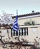 Αναφιώτικα (Eleanna Kounoupa) Tags: flag details athens greece plaka oldhouses traditionalarchitecture ελλάδα αθήνα πλάκα hccity παλια σπιτια αρχιτεκτονικέσλεπτομέρειεσ