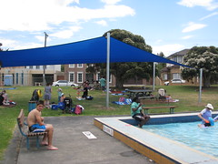 Family Fun Day (NorthcoteARC) Tags: family castle pool face painting fun zoo jumping day inflatable petting ymca northcote