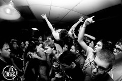 Bomb the Music Industry (LAST ORLANDO SHOW) presented by NK at Lous (Ally Newbold) Tags: show blackandwhite bw music white black industry boys beer rock allison lens glasses orlando concert ally punk surf angle beers florida live ska crowd wide band fisheye flannel plaid bomb newbold rowd btmi usics