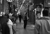 street of sleeplessness #3 (osullivan666) Tags: bw monochrome 大阪 osaka kansai モノクロ 白黒写真 naniwa なにわ 浪速 白黑写真 澪標