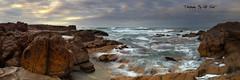 Birubi-Flow (Kiall Frost) Tags: panorama beach sunrise nikon pano australia panoramic nsw stitched portstephens birubipoint d7000 kiallfrost wwwkiallfrostcomau