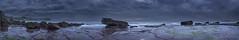 Mona Vale Sunrise (nigelhowe) Tags: sea panorama sun seascape sunrise australia mona vale nsw