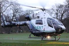 Kent, Surrey, Sussex Air Ambulance (Matt Sudol) Tags: park college hospital kent 21 air explorer ambulance medical helicopter kings service care douglas emergency ruskin critical hems mcdonnell md902 helimed gkaat kentsurreysussexairambulancetrust