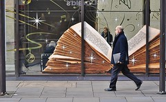 Going By The Book  [Explored #349] (jaykay72) Tags: street uk london strand candid streetphotography londonist stphotographia