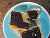 Millionaire's Shortbread Bars (you can count on me) Tags: xmas bars holidays squares chocolate treats butter shortbread baked poppytalk