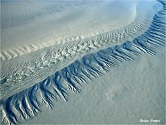 WATERPAT259 (Brian Preen) Tags: sea beach sand patterns shapes