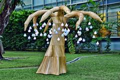 :Samara (chooyutshing) Tags: samara lightartinstallation maxpagel jonathanhwang starlightalchemysingapore armenianchurch compound hillstreet armenianstreet singaporenightfestival2016 singapore