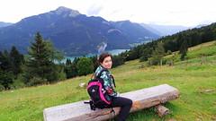 At Wolfgangsee (Schnella Schnyder) Tags: austria sterreich wolfgangsee alps alpen sosehichaus me