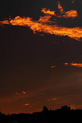 Sunset 8 10 16 004 (Az Skies Photography) Tags: sun set sunset cloud clouds sky skyline skyscape dusk twilight nightfall red orange yellow gold golden salmon black rio rico arizona az riorico rioricoaz arizonasky arizonaskyline arizonaskyscape arizonasunset august 2016 canon eos rebel t2i canoneosrebelt2i eosrebelt2i 10 august102016 81016 8102016