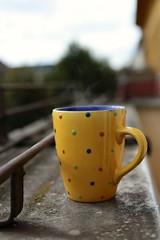 Weichselstrasse - Balkon (tom-schulz) Tags: eos6d ef5018 outofcamera ooc berlin balkon tasse kaffee