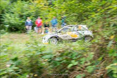 Focus Testing at Rallye Deutschland 2016 (eschborn.photography) Tags: eschborn eschbornphotography adac wochenende super fun car rally dirt gravel asphalt tarmac round season world championship sideways gras track corner kurve driver wrc nikon d7100 28