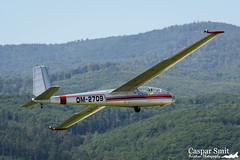 Let L-13A Blanik (Caspar Smit) Tags: let l13 blanik om2709 aircraft airplane nikon d7000 lzsl siaf sliac airshow
