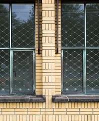 berlage copper glass and bricks (tvdijk19) Tags: gemeentemuseum patterns details dutch architect berlage architecture patina copper glass bricks netherlands hague fuji art xt1 urbanarte