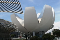 IMG_9453 (OZinOH) Tags: singapore museum marinabaysands