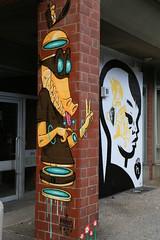 Graffiti (Pascal Volk) Tags: berlin schneberg berlintempelhofschneberg blowstrase graffiti streetart urban art canoneos6d canonef24105mmf4lisusm 50mm
