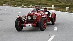 Aston Martin 2 Liter Speed Ulster, Bj. 1937 (Uwe Marquart) Tags: saalbachclassic astonmartin2literspeedulster bj1937 lebensfreude edlesblech oldtimer englischcar austria grosglockner photowelten uwemarquart