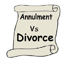 Annulment vs Divorce (singaporedivorcehelp) Tags: annulment vs divorce
