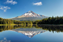 2016-08 Stephen Payne-217-219 HDR.jpg (Stephen_Payne) Tags: hdrphotos oregon trilliumlake othertags mthood reflections mountains places lakes