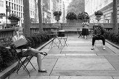 Obtuse (ShelSerkin) Tags: shotoniphone blackieapp iphone iphoneography squareformat mobilephotography streetphotography candid portrait street blackandwhite nyc newyork newyorkcity gothamist