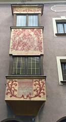 Maria Theresia (stefan aigner) Tags: architecture architektur artwork austria europa europe kunst malerei mariatheresia oesterreich osterreich schwaz tirol tyrol