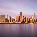 Sunrise over Manhattan thumbnail