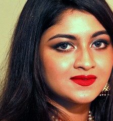 ~portrait of a Bengali girl~ (~~ASIF~~) Tags: canon60d portrait lovely young girl attractive gorgeous eyez blue red lips