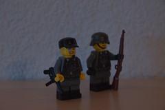 Das Heer (domkdr22) Tags: wehrmacht lego legoww2 wwii figs