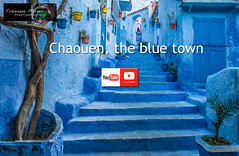 Video_Chaouen (FM Photographer) Tags: blue azul chaouen chefchaouen medina morocco marruecos mezquita mosque ciudadsanta alcazaba khebir uttaelhaman