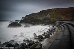Rough Seas (OnlyEverOneJack) Tags: sony a7rii 1635mm f4 dawn coast scotland waves rocks spray outdoor contrast