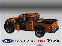 Lego Ford F150 Ford