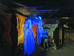 The Ghost Train (mesmoland) Tags: old house classic beach train dark scary ride spirit ghost historic haunted creepy blackpool mesmo pretzel pleasure mesmoland