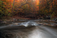 flowing through autumn (dK.i photography (not diggin the new format)) Tags: autumn fall river washingtondc stream flickr poetry patterns blanket cascades swirls flowing rockcreekpark rockcreek richcolors 500px ef2470f28lusm canon5dmkii edwardkreis dkiphotography singhrayvarintrio daddykimaging streamchasing